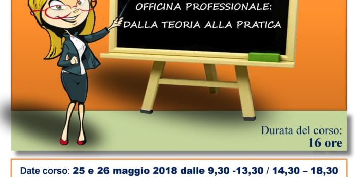 OFFICINA PROFESSIONALE: DALLA TEORIA ALLA PRATICA (REVISORE CONDOMINALE 2° LIVELLO)
